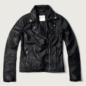 Abercrombie Moto Jacket